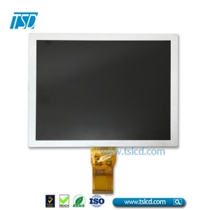 "8"" color TFT LCD"