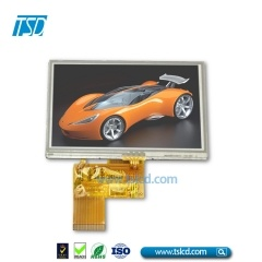 cheap solution 4.3inch module LCD