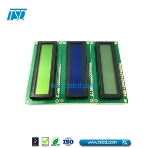 16x2 FSTN cob lcd with backlight