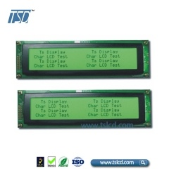 Reliable 40x4 character lcd module Producers