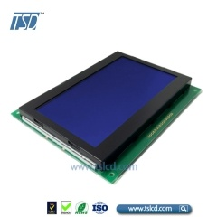High Quality 256x128 graphic lcd module