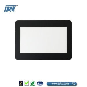 touch panel cover lens