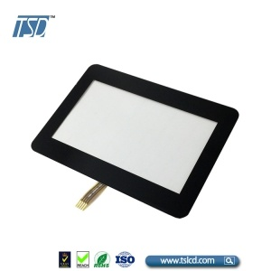 4.3'' tft lcd module with cover lens