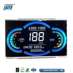 LCD panel for Electric motor