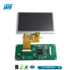 4.3 inch tft lcd display with SSD1963