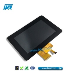 customized touch panel