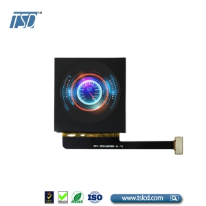 alta eficiencia 320*320 resolution 1.54 inch IPS TFT lcd with MIPI interface