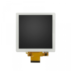 720x720 resolution 4 inch square IPS lcd touch display with SPI and RGB interface