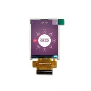 2.4 inch IPS TFT LCD module 240x320 resolution with Resistive touch panel