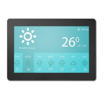 7.0 inch MIPI TFT with Capacitive touch screen