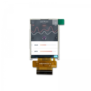 2.4 inch 240x320 TFT lcd display