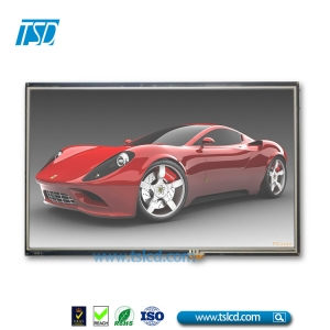 10.1 inch TFT LCD display