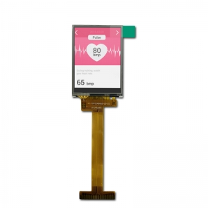 Proveedor profesional Low cost 240*320 resolution 2.4 inch TFT LCD screen with RTP en China