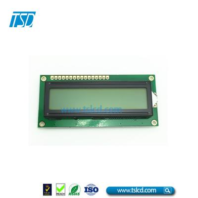 16x2 character LCD display with bigger size a la venta